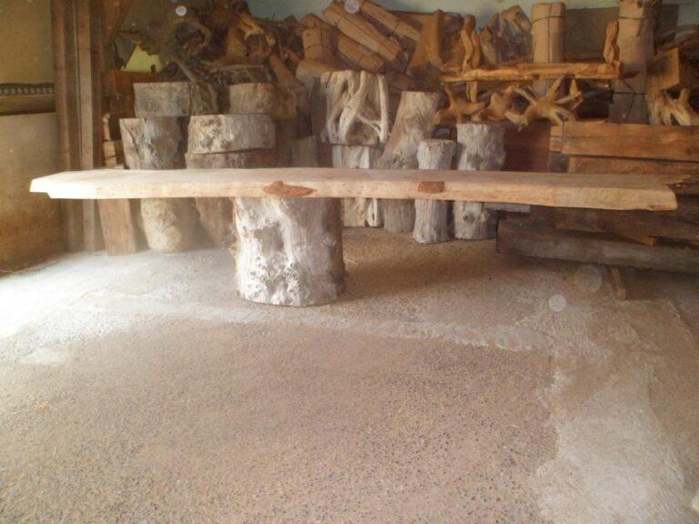 Ensemble de troncs en bois flottés – 150.00€