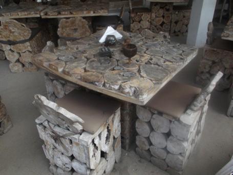 Table et assises
