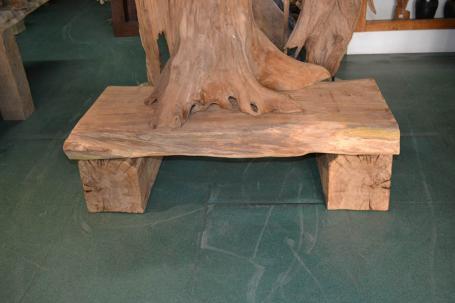 Table basse chêne – 550.00€