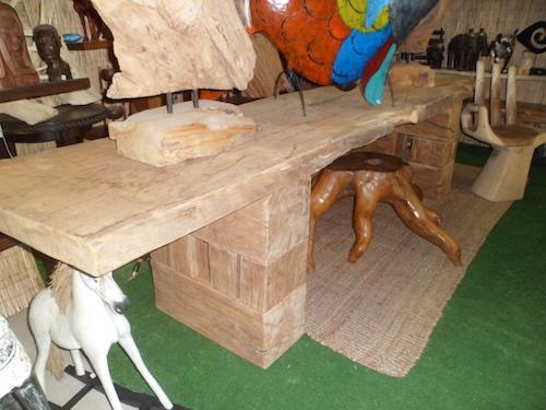 Table en chêne – 1800.00€