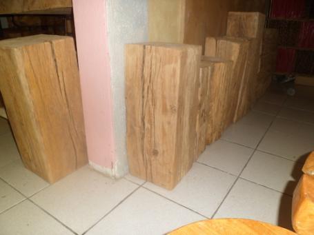 Colonne chêne – 140.00€