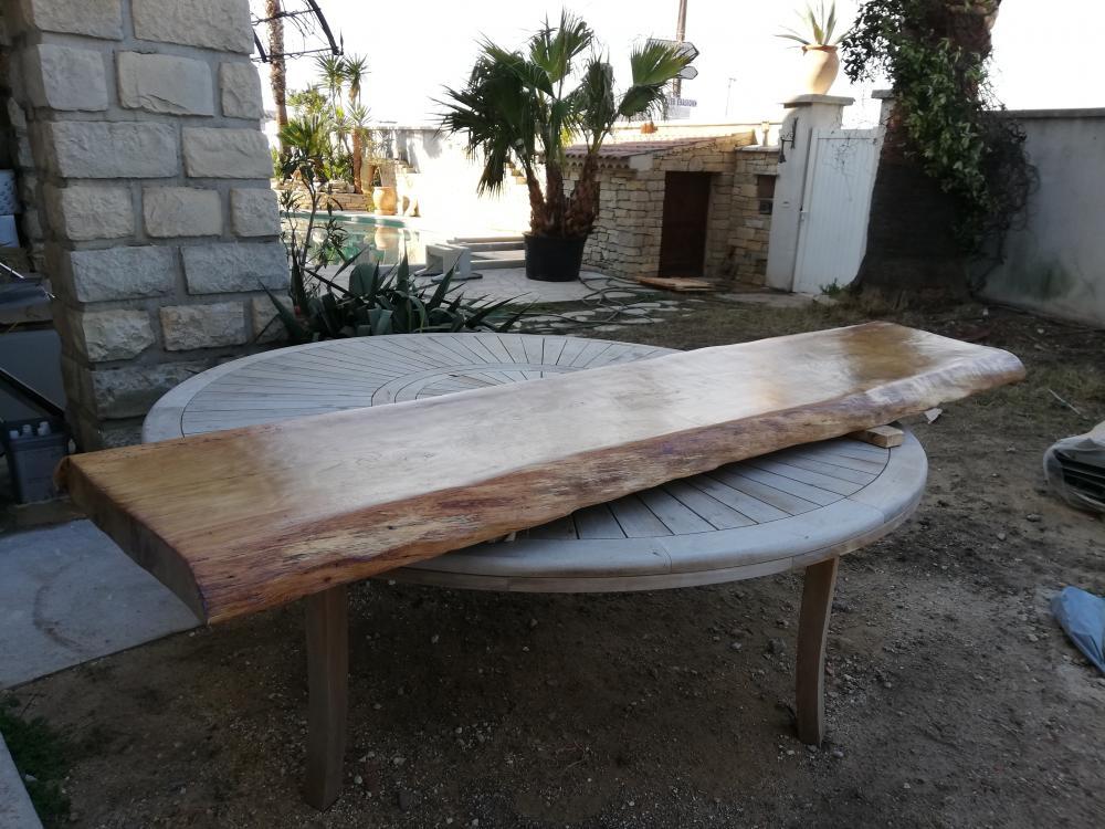 Plateau en chêne – 800.00€